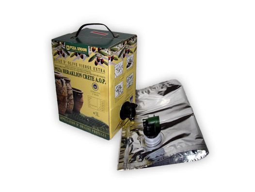 Bag In Box For Post Mix Syrups Optopack